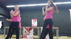 """La coreografía """"Abre tus ojos"""" fue interpretada por un grupo de voluntarias de Mujeres en Igualdad Burela. Es un canto de esperanza a las miles de mujeres que son víctimas de la violencia de género."""