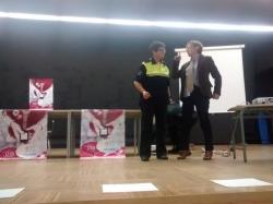 """El grupo de teatro Ardora interpretó la obra """"Somos ellas""""."""