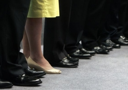 Las mujeres ocupan el 22% de los puestos directivos en España