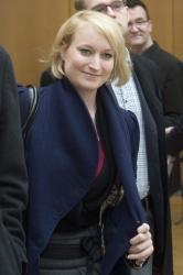 La periodista Laura Himmelreich
