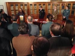Carmen Céspedes, Pta. Mujeres en Igualdad de Huelva
