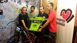 De izquierda a derecha: Daniel Sánchez, Toni Sánchez, Ernesto Romero y Jordi Adell.