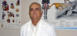 El director del Instituto de Medicina Legal de Murcia, Rafael Bañón.