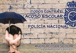 """La campaña de sensibilización acerca de la violencia y el acoso escolar impulsada por la Policía ha sido """"un éxito"""""""