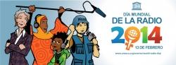 El Día Mundial de la Radio fue instaurado por la UNESCO en 2011 a propuesta de España y por iniciativa de la Academia Española de la Radio.