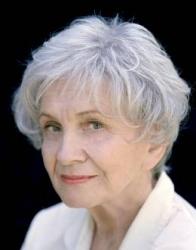 Alice Munro, ganadora del Nobel de literatura