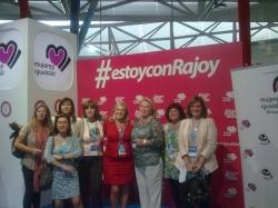 Asociadas de Mujeres en Igualdad de la Comunidad de Madrid