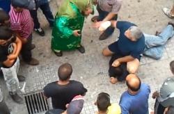 José Arcas Lomeña, definde a mujer marroquí