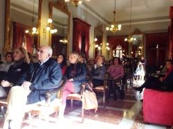 Público asistente a las jornadas, cada edición más numeroso