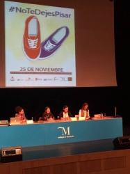 Organiza la Diputación Provincial de Málaga, a través de la Delegación de Igualdad