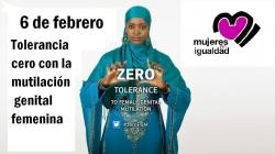 Cada seis minutos, una niña es víctima de la mutilación genital