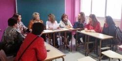 Directivas de la recién constituida asociación de Cervo y Burela, ambas en Lugo.