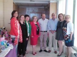 Fúnez se ha reunido con las responsables de asociaciones de nueve municipios