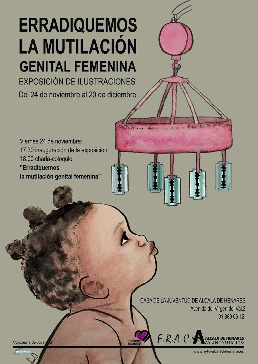 Erradiquemos la MGF (mutilación genital femenina ...